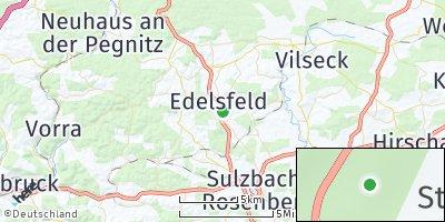 Google Map of Edelsfeld