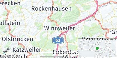 Google Map of Winnweiler