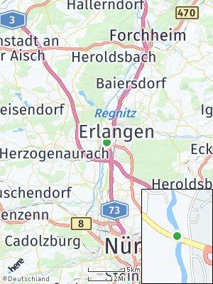 Here Map of Schallershof