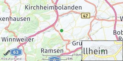 Google Map of Göllheim