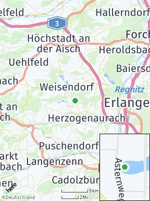 Here Map of Hammerbach