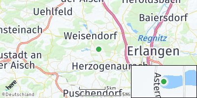 Google Map of Hammerbach