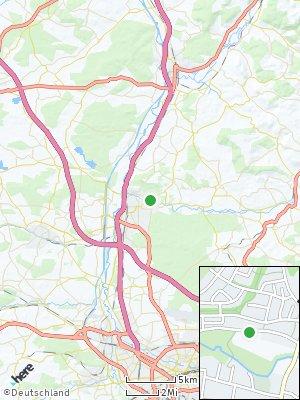 Here Map of Sieglitzhof