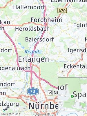 Here Map of Buckenhof
