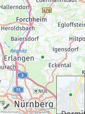 Here Map of Dormitz