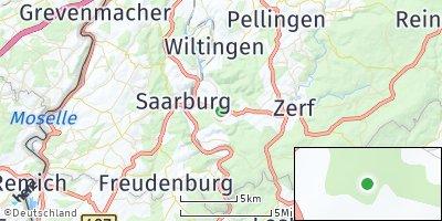 Google Map of Irsch