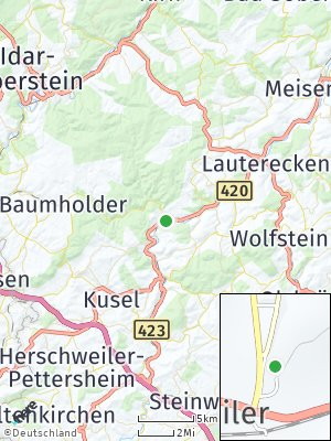 Here Map of Niederalben