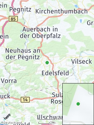 Here Map of Königstein