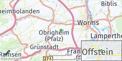 Google Map of Offstein