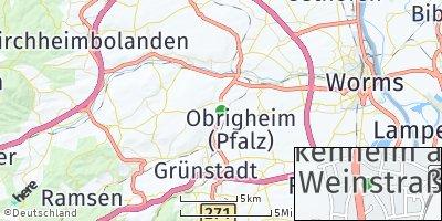 Google Map of Bockenheim
