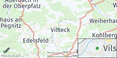 Google Map of Vilseck