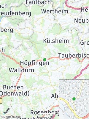 Here Map of Hardheim
