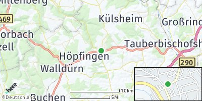 Google Map of Hardheim