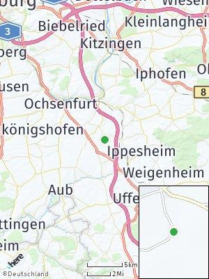 Here Map of Martinsheim