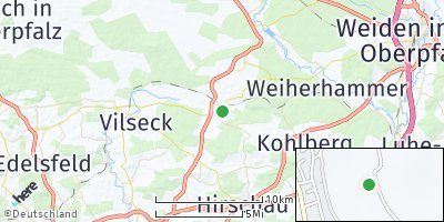 Google Map of Freihung