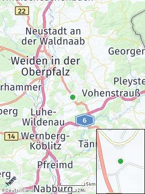 Here Map of Irchenrieth