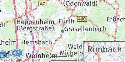 Google Map of Rimbach