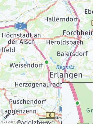 Here Map of Heßdorf