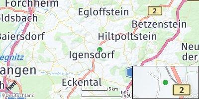 Google Map of Weißenohe