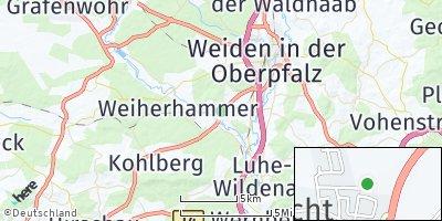 Google Map of Etzenricht