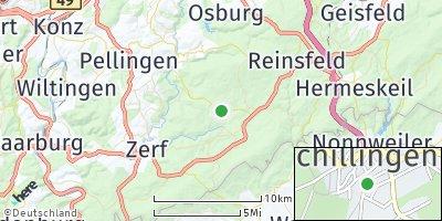 Google Map of Schillingen