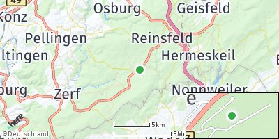 Google Map of Kell am See