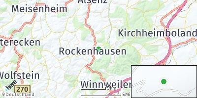 Google Map of Rockenhausen