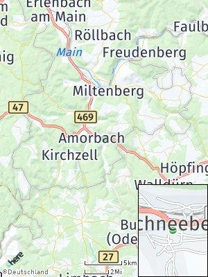 Here Map of Schneeberg
