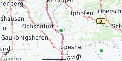 Google Map of Obernbreit