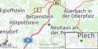 Google Map of Plech