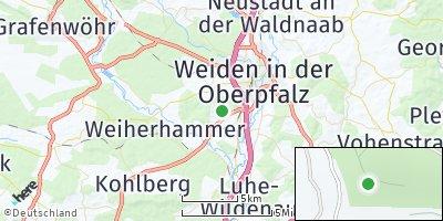 Google Map of Mallersricht