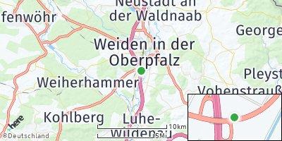 Google Map of Moosbürg