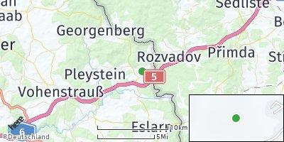 Google Map of Waidhaus