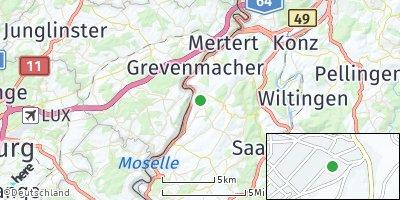 Google Map of Nittel