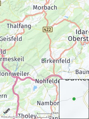 Here Map of Buhlenberg