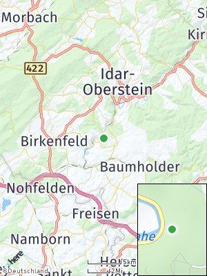 Here Map of Kronweiler