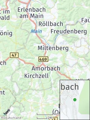 Here Map of Weilbach