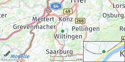 Google Map of Filzen