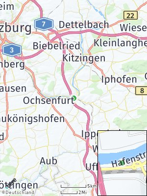 Here Map of Segnitz