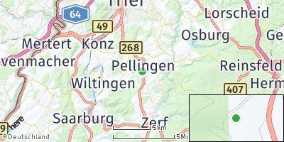 Google Map of Pellingen