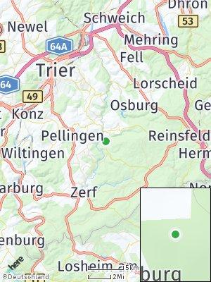 Here Map of Hinzenburg