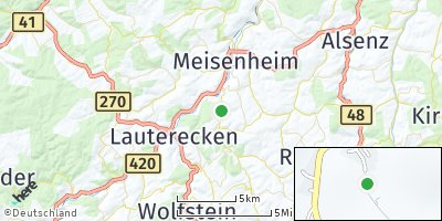 Google Map of Adenbach