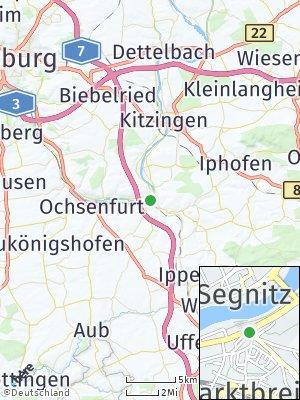 Here Map of Marktbreit