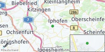 Google Map of Willanzheim