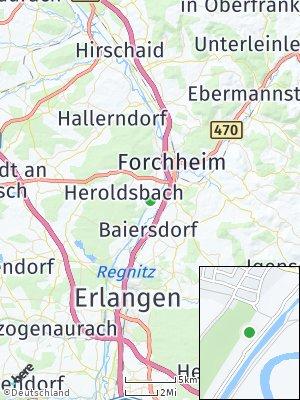 Here Map of Hausen