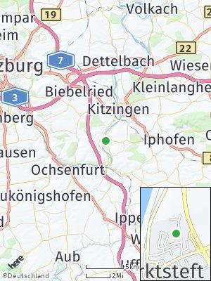 Here Map of Marktsteft
