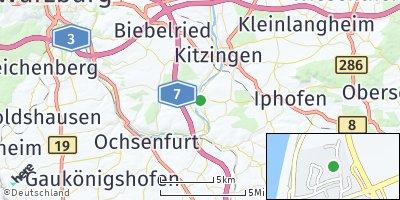 Google Map of Marktsteft