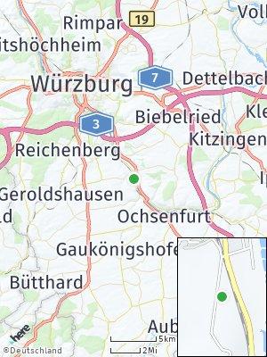 Here Map of Winterhausen