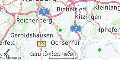 Google Map of Sommerhausen