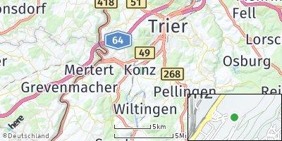 Google Map of Konz